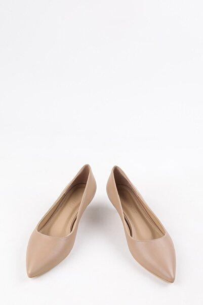 Buffalo Kadın Vizon Nicola  Günlük Ayakkabı