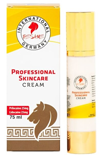 Professional Anestezik Topikal Krem 75ml
