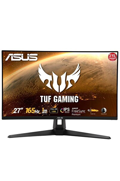 ASUS TUF Gaming VG279Q1A 27'' 1ms 165hz Full Hd Amd Freesync Premium IPS Oyuncu Monitörü