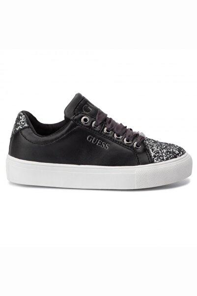 Guess Kız Siyah Çocuk Ayakkabı