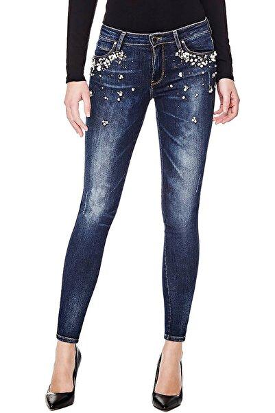 Guess Kadın Pantolon W81AJ1D34B1
