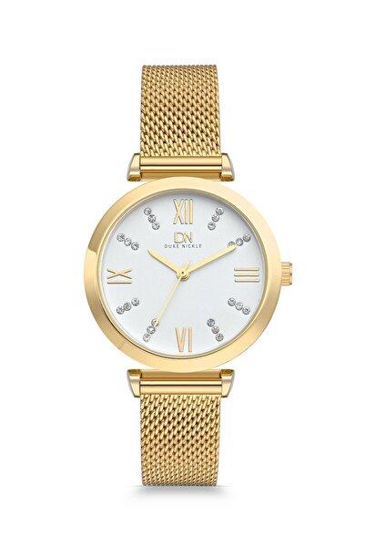 Duke Nickle Dbg1019 Kadın Kol Saati Hasır Sarı