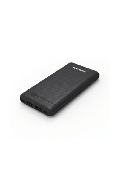 Philips Siyah 10000 Mah Powerbank Dlp1710cb