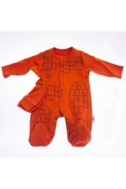 Flexi Baby Sayılar Bebek Tulum