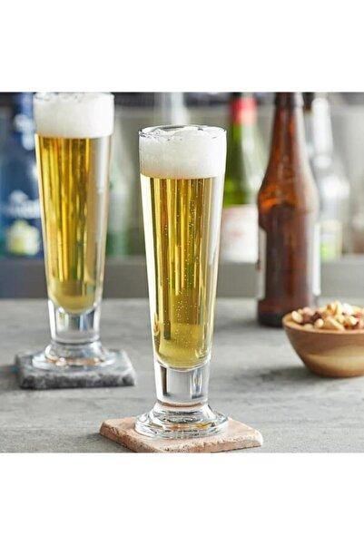 Paşabahçe 6'lı Çın Çın Uzun Bira Bardağı