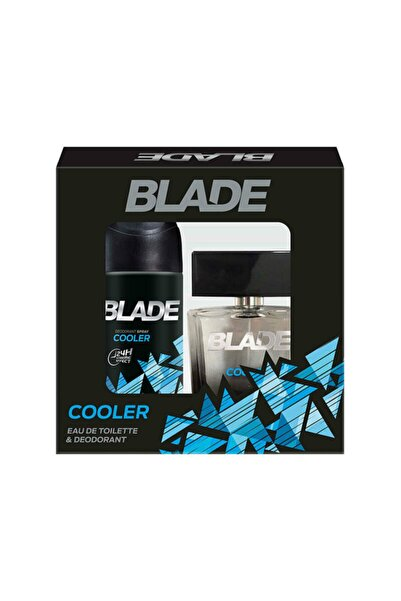 Blade Cooler Edt 100 ml + Erkek Deodorant 150 ml Parfüm Seti 1100010002950