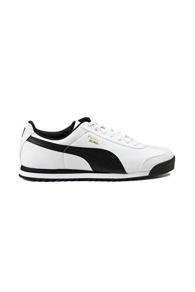Puma Beyaz Roma Basic Spor Ayakkabı 353572-04