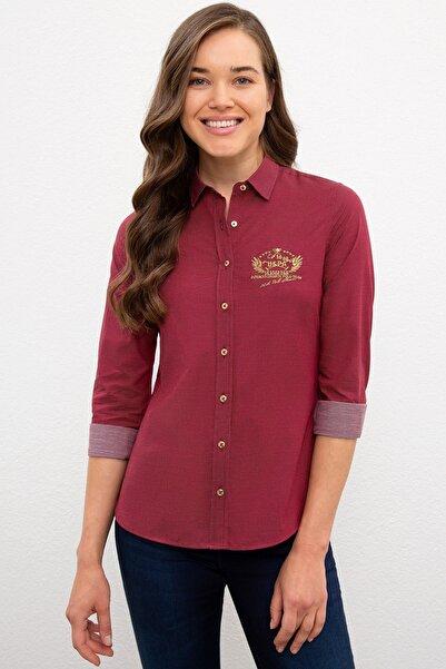 U.S. Polo Assn. Kadın Gömlek G082SZ004.000.1089591