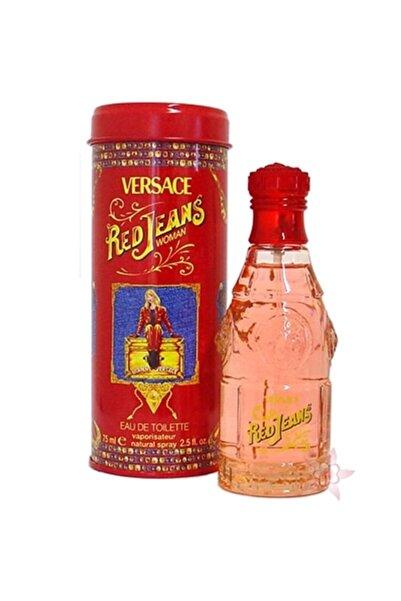 Versace Red Jeans Edt 75 Ml Kadın Parfümü