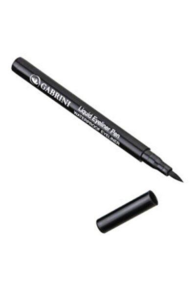 Gabrini Liquid Eyeliner Kalem Pen
