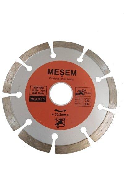 Meşem 115 Lik Fayans Kesme Mermer Ahşap Granit Demir Kesme Disk Seti