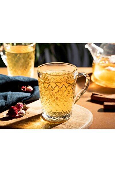 English Home Krina Çay Fincanı 250 Ml Şeffaf