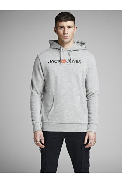 Jack & Jones Jack Jones Logo Erkek Sweat