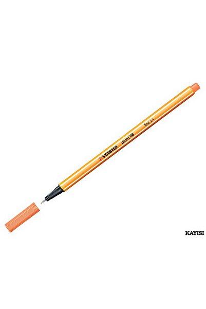 Stabilo Point 88 İnce Uçlu Kalem 0.4 mm Kayısı (Ten Rengi)