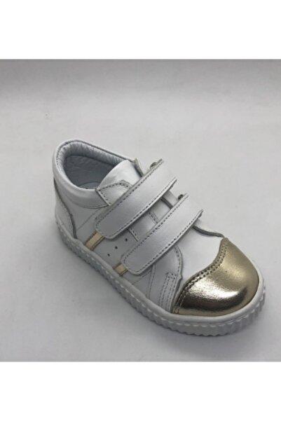 Toddler Deri Ortopedik Kız Bebe Ayakkabısı 21-25 0211