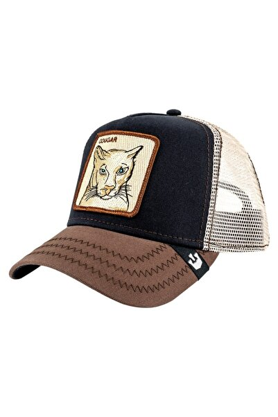 Goorin Bros Unisex Lacivert Cougar Şapka