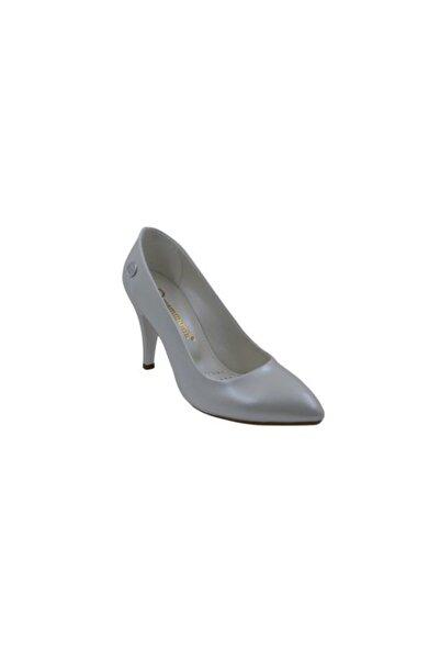 Mammamia D20ya-3680-e Bayan Topuklu Ayakkabı - - Sedef - 37