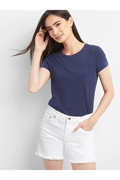 GAP Kadın Vintage Kısa Kollu T-shirt