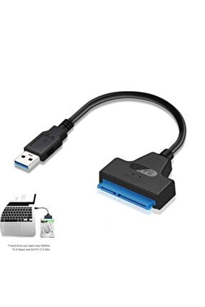 Usb 3.0 Kablosu To Sata Hdd Ssd Harddisk Dönüştürücü Adaptör