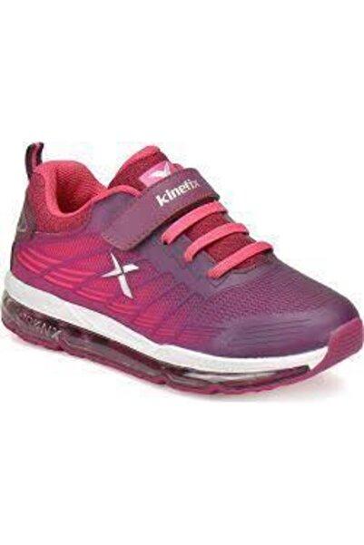 Kinetix Mürdüm Fuşya Kız Çocuk Spor Ayakkabı Peranıx