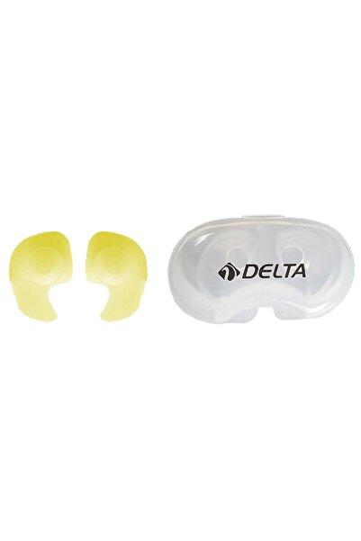 Delta Ergo Silikon Sarı Kulak Tıkacı - Epy 227