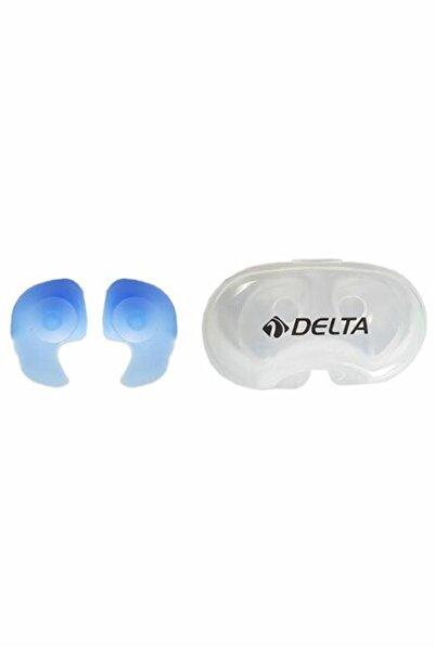 Delta Ergo Silikon Mavi Kulak Tıkacı - EPB 116