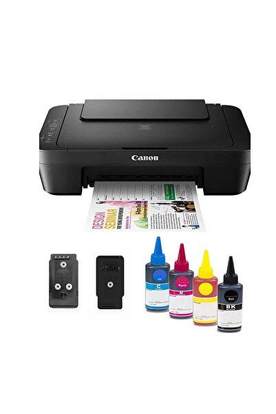 Canon Pixma E414 Dolan Kartuşlu Yazıcı