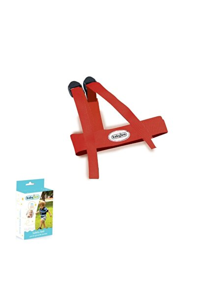 Babyjem Art-216 Çocuk Güvenlik Kemeri Kırmızı
