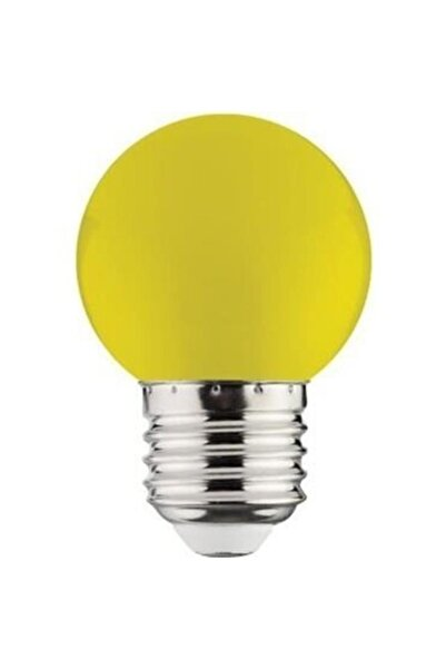 MAKEL 1w Sarı Led Gece Lambası Ampülü