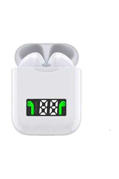 Escom Olix I99 Tws Kablosuz Dokunmatik Led Göstergeli Bluetooth Kulaklık Beyaz