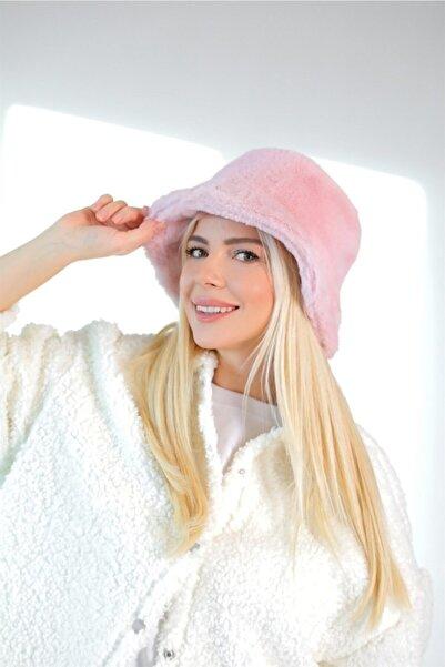 Oblavion Kadın Pembe Moonia Hat Şapka