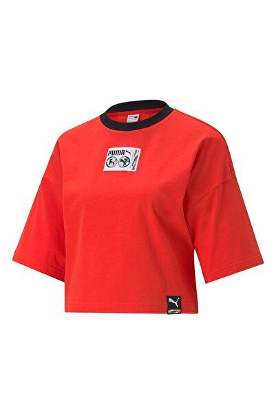 Puma Kadın Spor T-Shirt - PI Graphic - 59970223