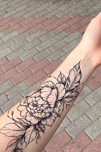 TAKIŞTIR Geçici Çiçek Dövme Tattoo