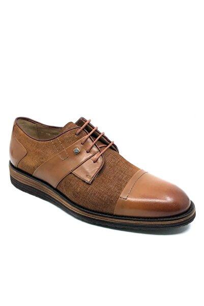 Fosco Hakiki Deri Bağcıklı Erkek Ayakkabı 1532 45 664