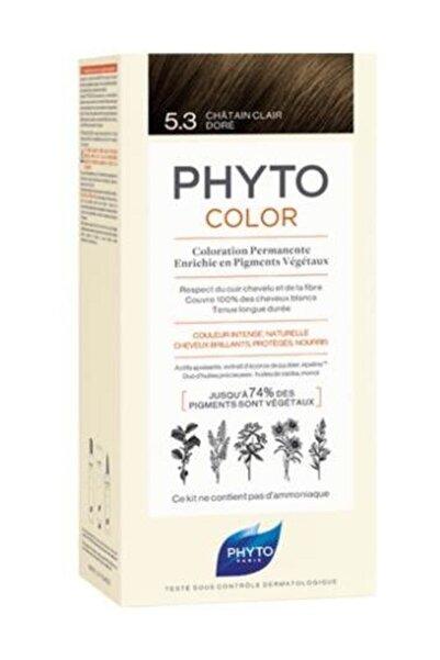 Phyto 5.3 Light Golden Brown