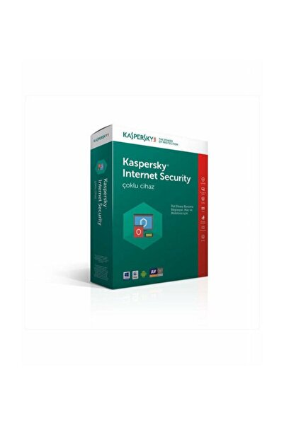 KASPERSKY Internet Security Çoklu Cihaz Md2017 1 Kullanıcı