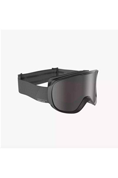 WEDZE Kayak / Snowboard Gözlüğü - Yetişkin / Çocuk - Siyah - G500