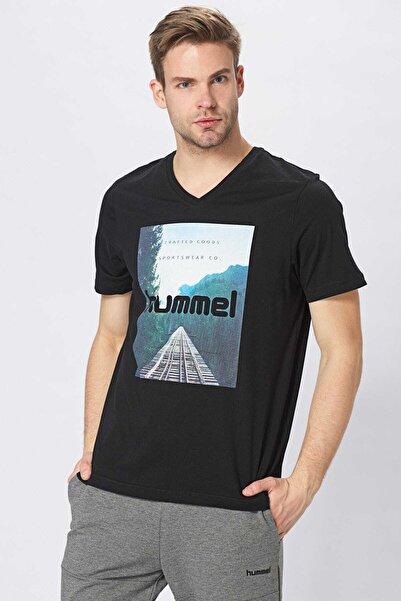 HUMMEL Erkek T-Shirt Hmlmaxima Vnk Ss Tee