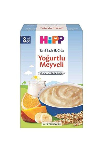 Hipp Organik Sütlü Yoğurtlu Meyveli Ek Gıda 250 gr +8 Ay