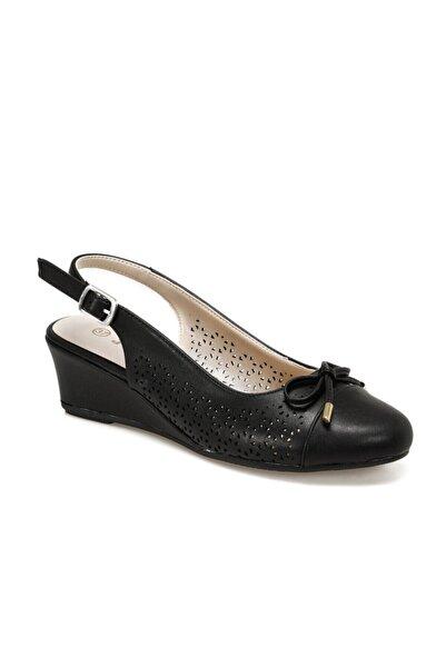 Polaris 315152.Z Siyah Kadın Sandalet 100507208
