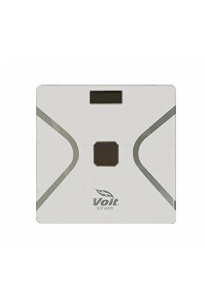 Voit Beyaz Bluetooth Banyo Tartısı Baskül - Blt6000
