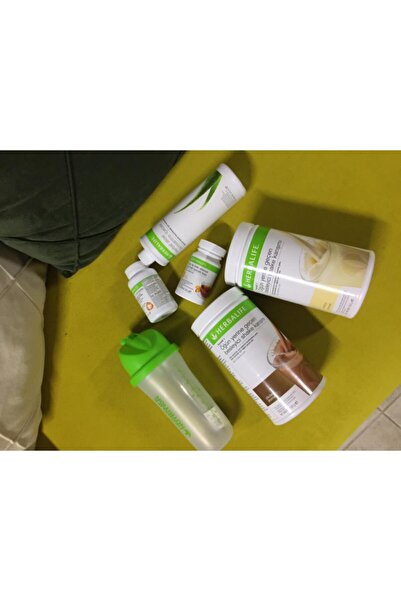 Herbalife Full Paket Kilo Vermek