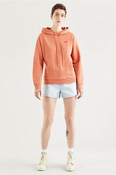 Levi's Kadın Kapüşonlu Sweatshirt 24693-0012
