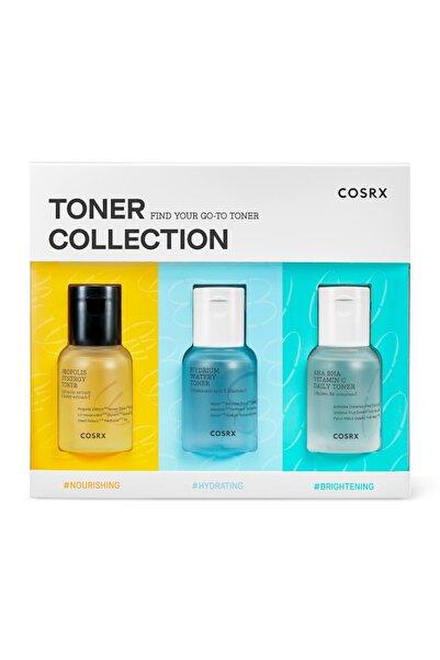 Cosrx - Besleyici Nemlendirici Aydınlatıcı Toner Seti 3 X 50ml