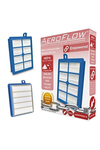 AeroFlow Philips Fc 9919 Marathon Ultimate Uyumlu Hepa 13 Filitre