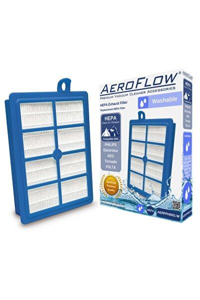 AeroFlow Arnica Tesla Premium Uyumlu Toz Torbasız Elektrikli Süpürge Filtresi