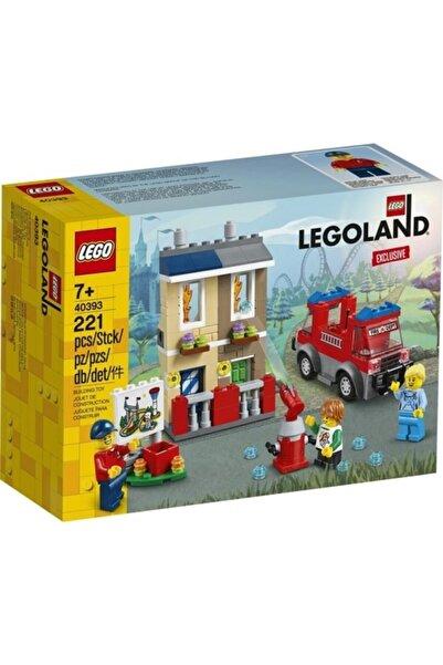 LEGO 40393 Land Exclusive Özel Sezon Ürünü Itfaiye