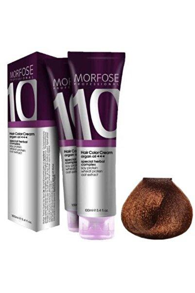 Morfose 10 Saç Boyası 60ml. Bakır Kahve 6.34