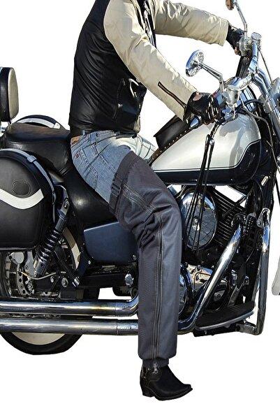 Ankaflex Motosiklet Sürücü Sıvı Ve Rüzgar Önleyici Pratik Kolay Giyim Diz Koruma Örtüsü Dizlik Yağmurluk