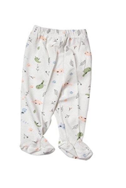 Unisex Bebek %100 Pamuk Pijama Altı